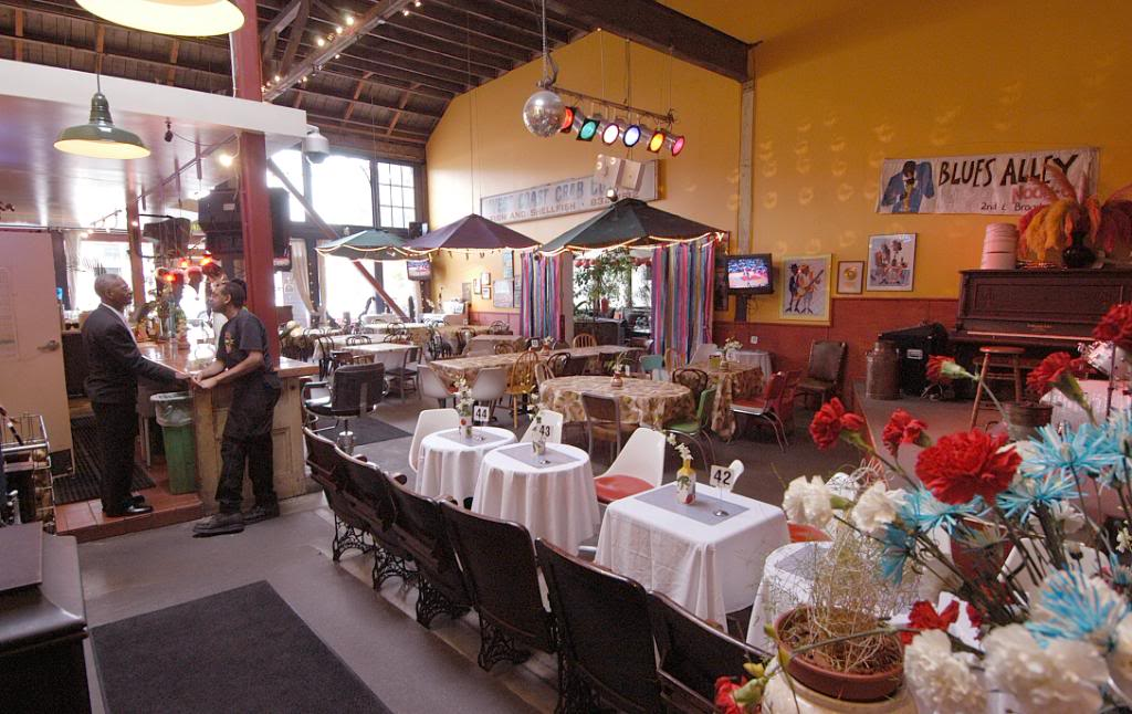 Dotha's Juke Joint for banquet